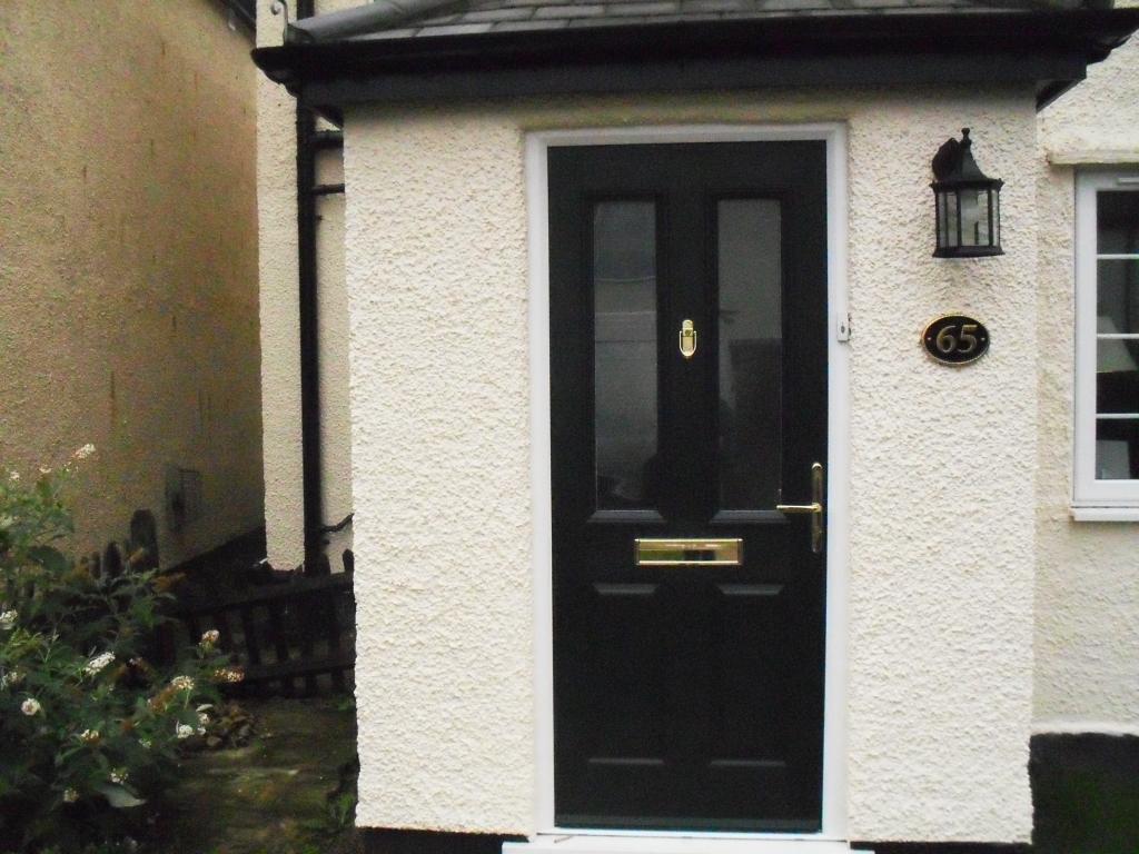 Mt front door